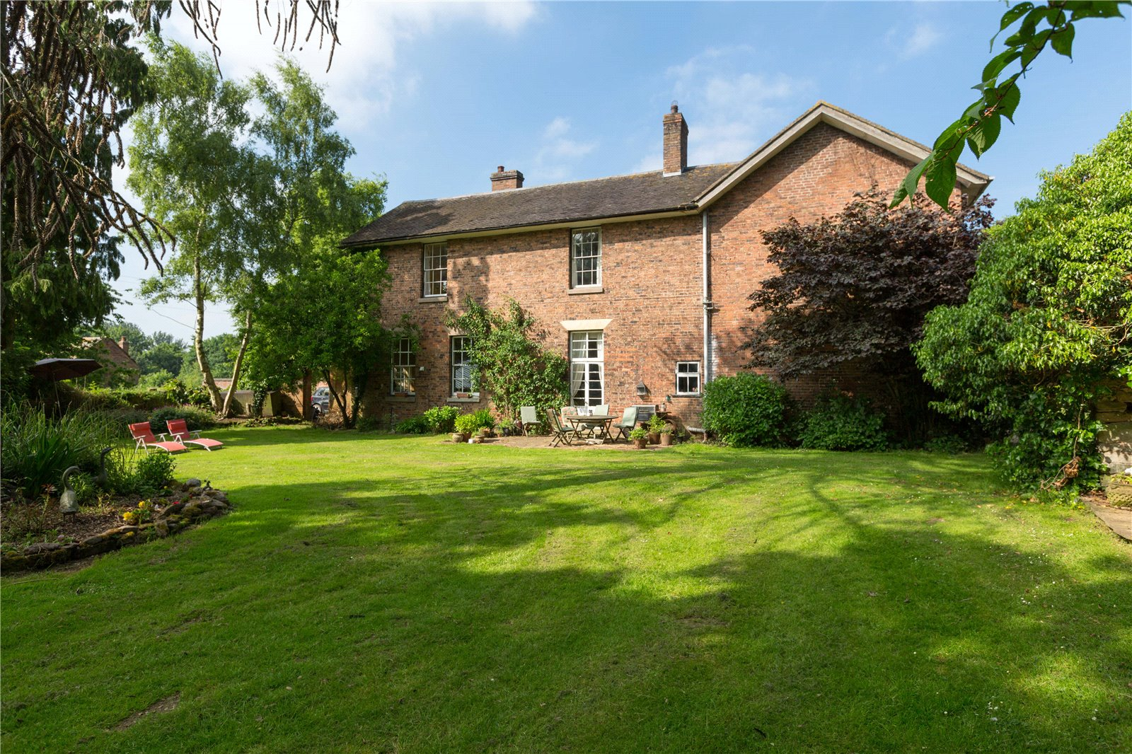 Chatwell Court, Great Chatwell, Newport, Staffordshire, TF10