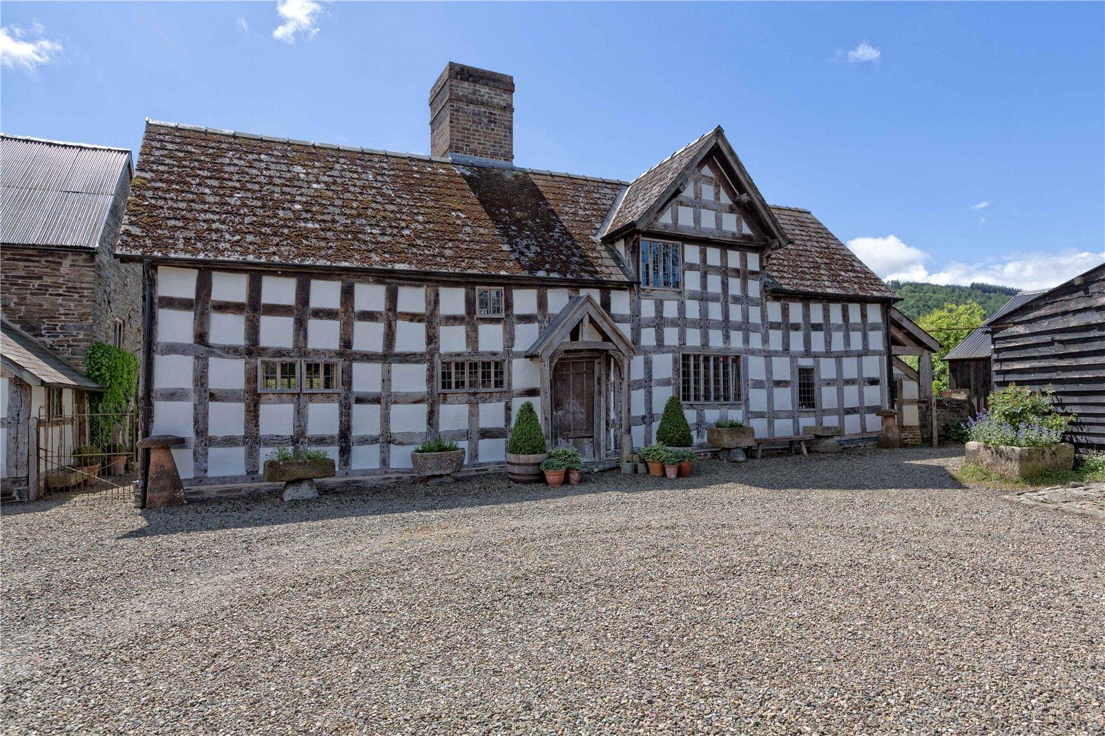 Old Farm, Clunton, Shropshire, SY7
