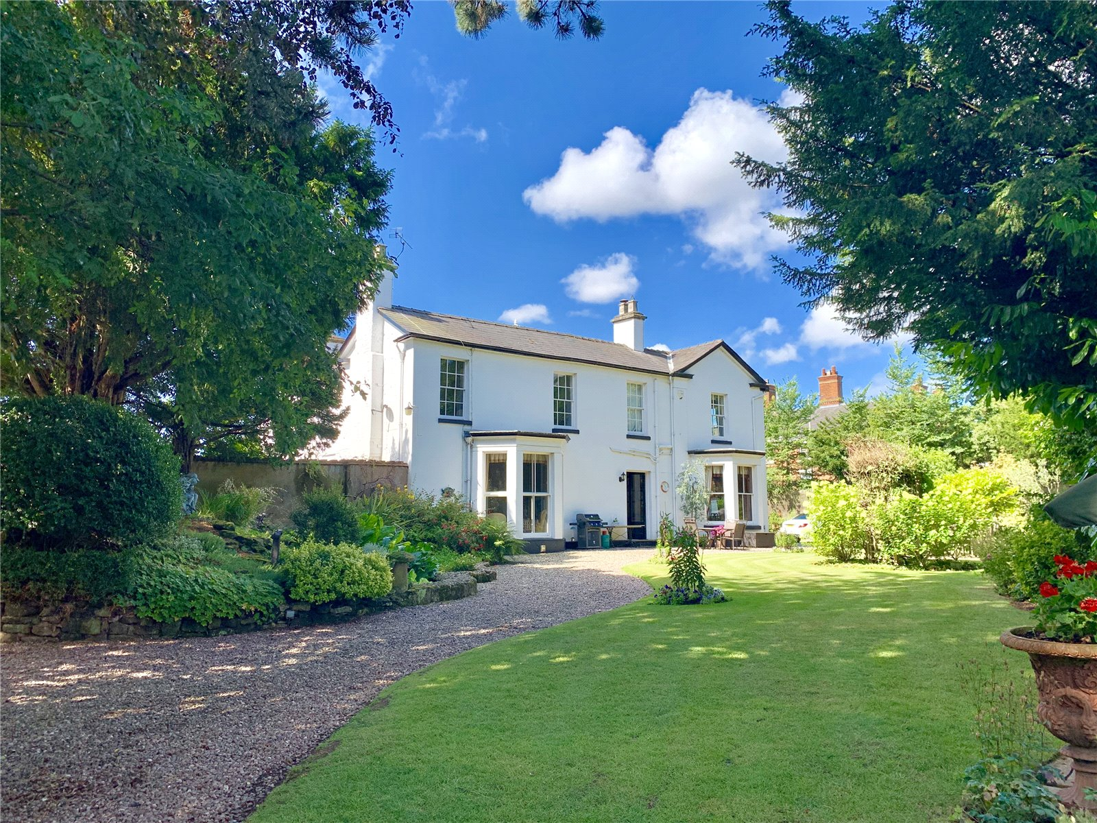 Chetwynd End House, Chetwynd End, Newport, Shropshire, TF10