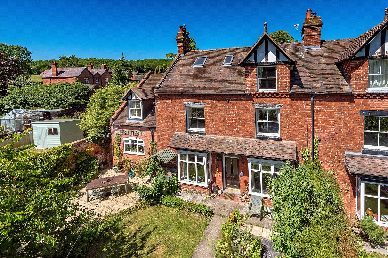2 Wheatland Grove, Station Road, Much Wenlock, Shropshire, TF13