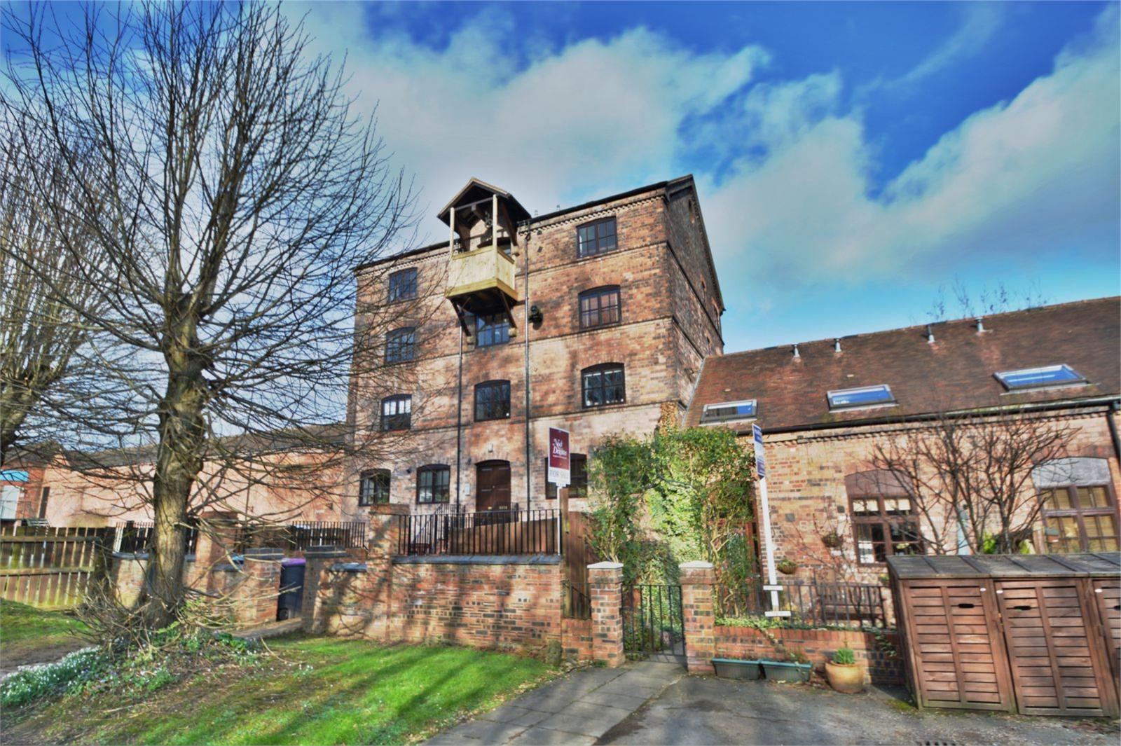 1 Bedroom Flat for sale in 6 Jackfield Mill, Jackfield, Telford, Shropshire, TF8