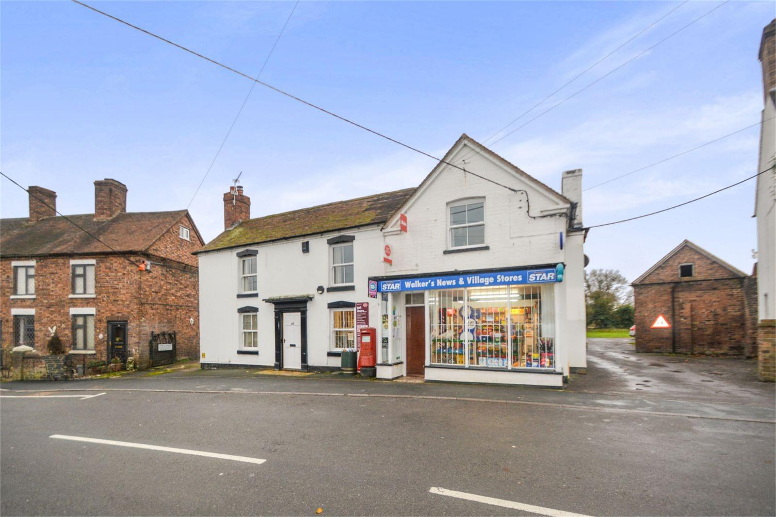 5 Bedrooms Detached House for sale in 27-28 Woodhouse Lane (inc. Newsagents), Horsehay, Telford, Shropshire, TF4