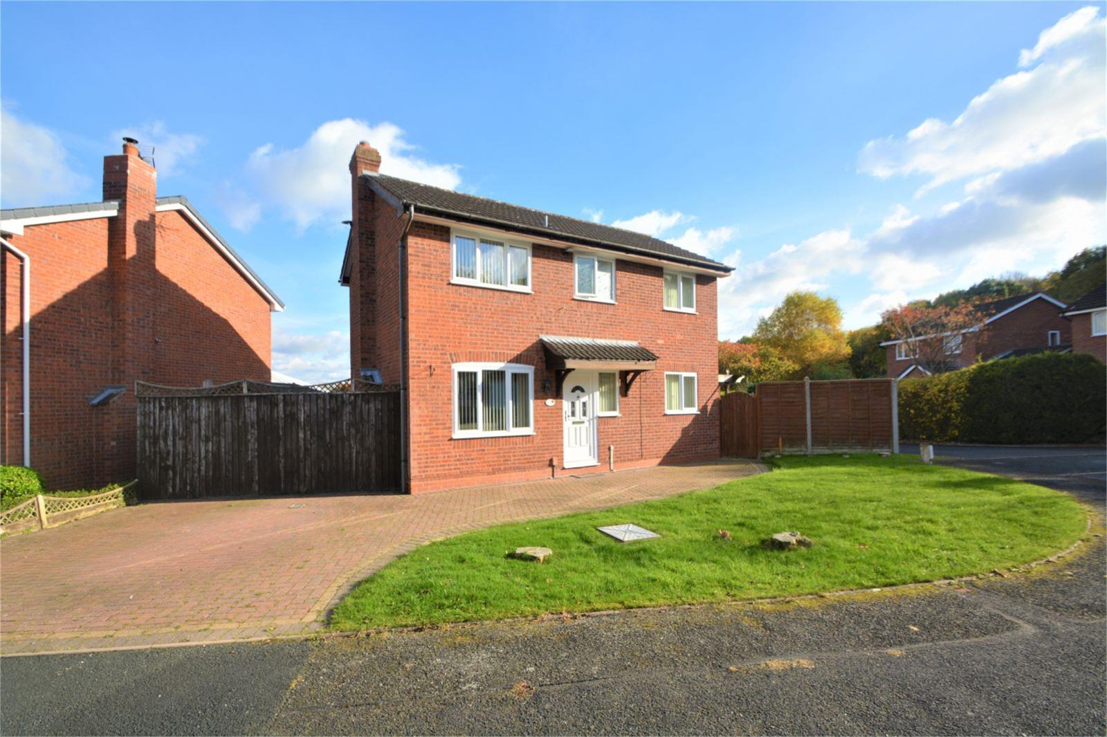 3 Bedrooms Detached House for sale in 9 Madeley Wood View, Madeley, Telford, Shropshire, TF7