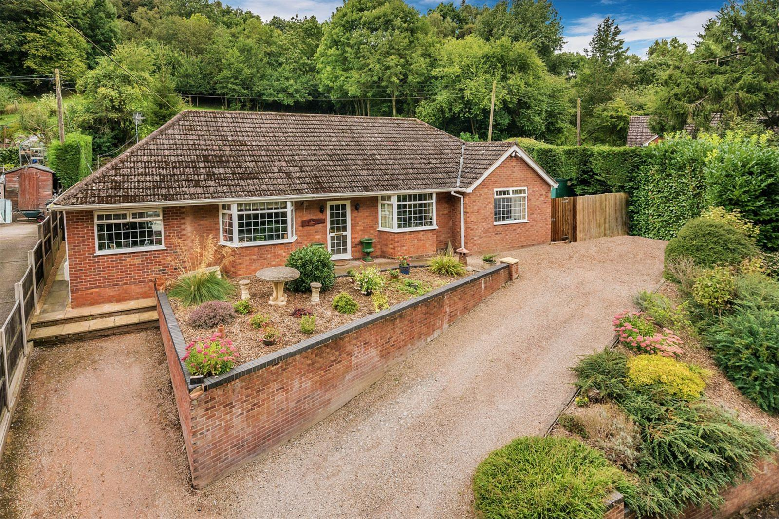 4 Bedrooms Detached Bungalow for sale in Ambleside, Bridge Road, Benthall, Broseley, Shropshire, TF12
