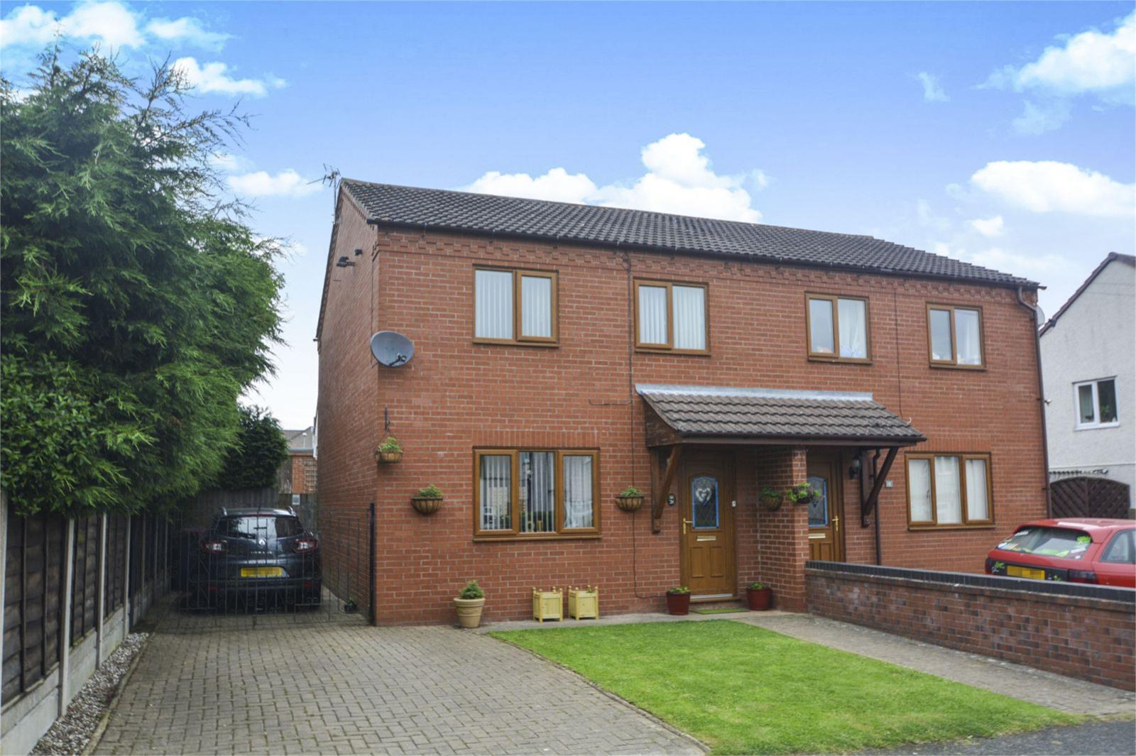 3 Bedrooms End Of Terrace House for sale in 20 Anstice Road, Madeley, Telford, Shropshire, TF7