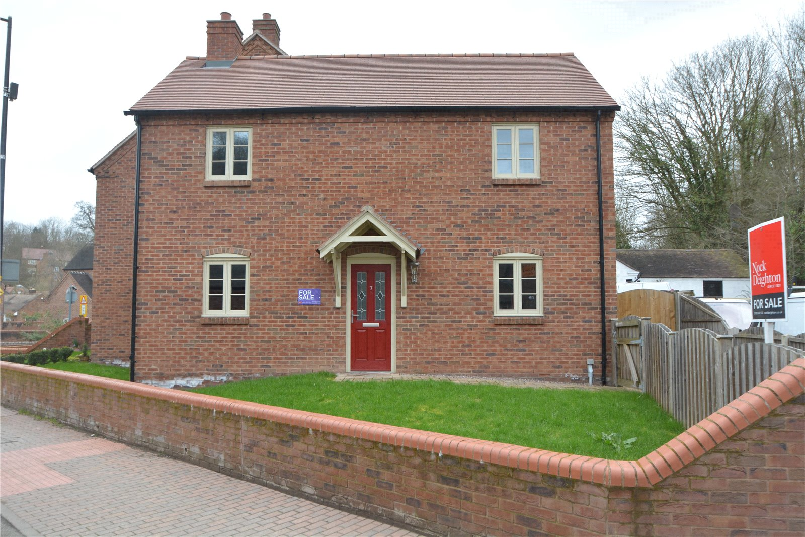 7 Foundry Mews, Dale End, Coalbrookdale, Telford, TF8