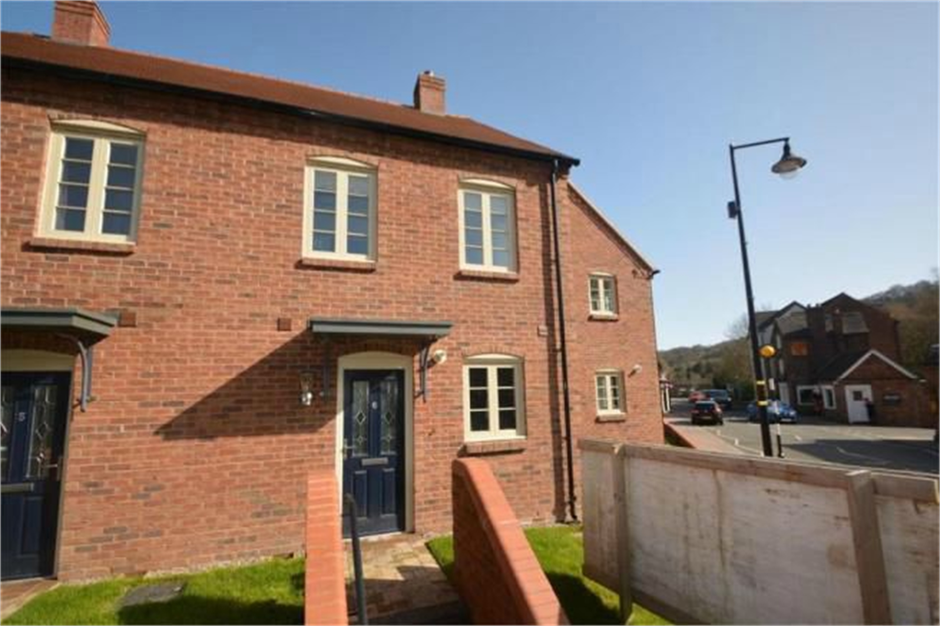 3 Bedrooms Terraced House for sale in 6 Foundry Mews, Dale End, Coalbrookdale, Telford, TF8