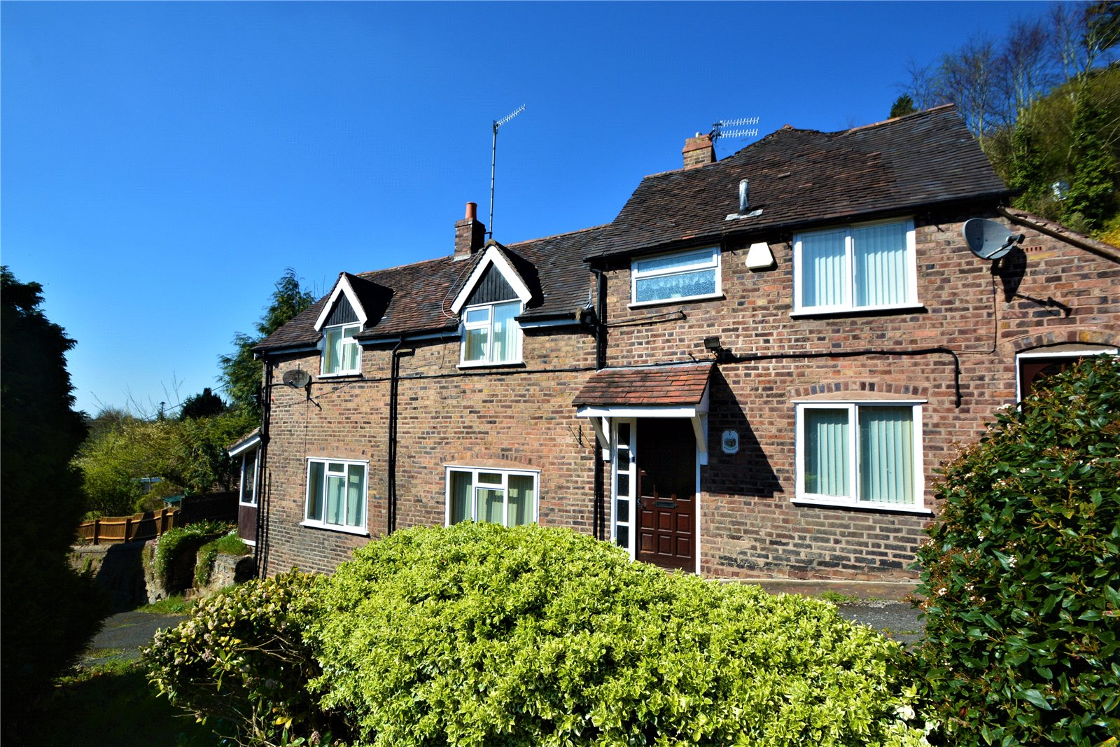 7 Severn Bank, Ironbridge, Shropshire, TF8