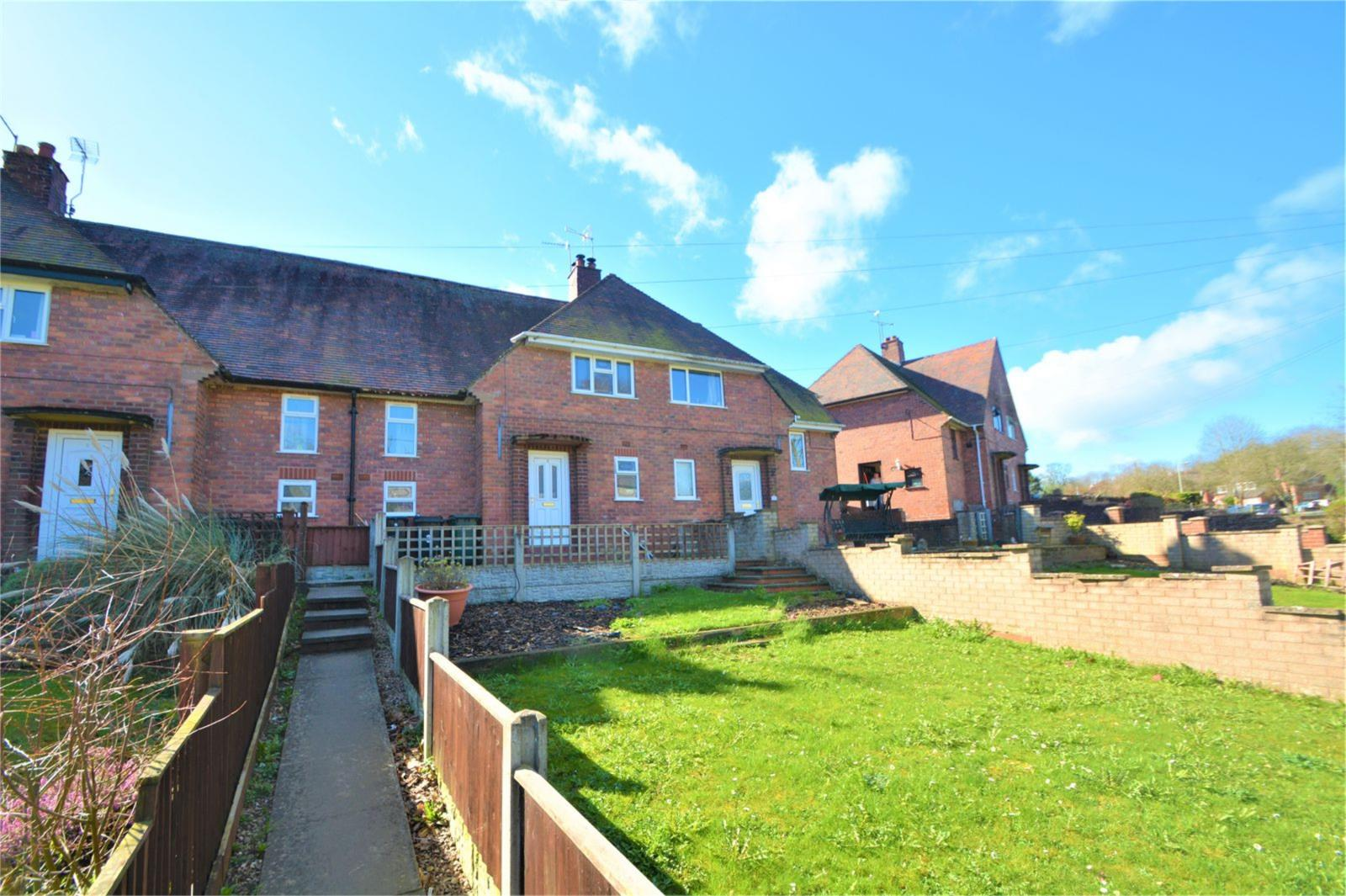 4 Bedrooms Terraced House for sale in 3 Havelock Crescent, Much Wenlock, Shropshire, TF13