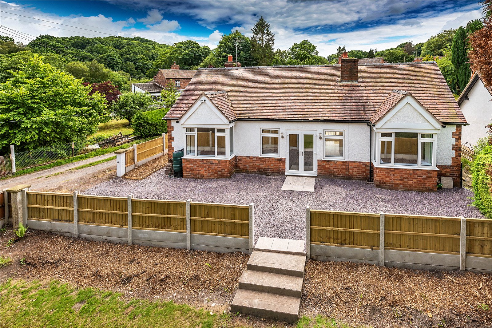 3 Bedrooms Detached Bungalow for sale in 96a The Knowle, Jackfield, Shropshire, TF8