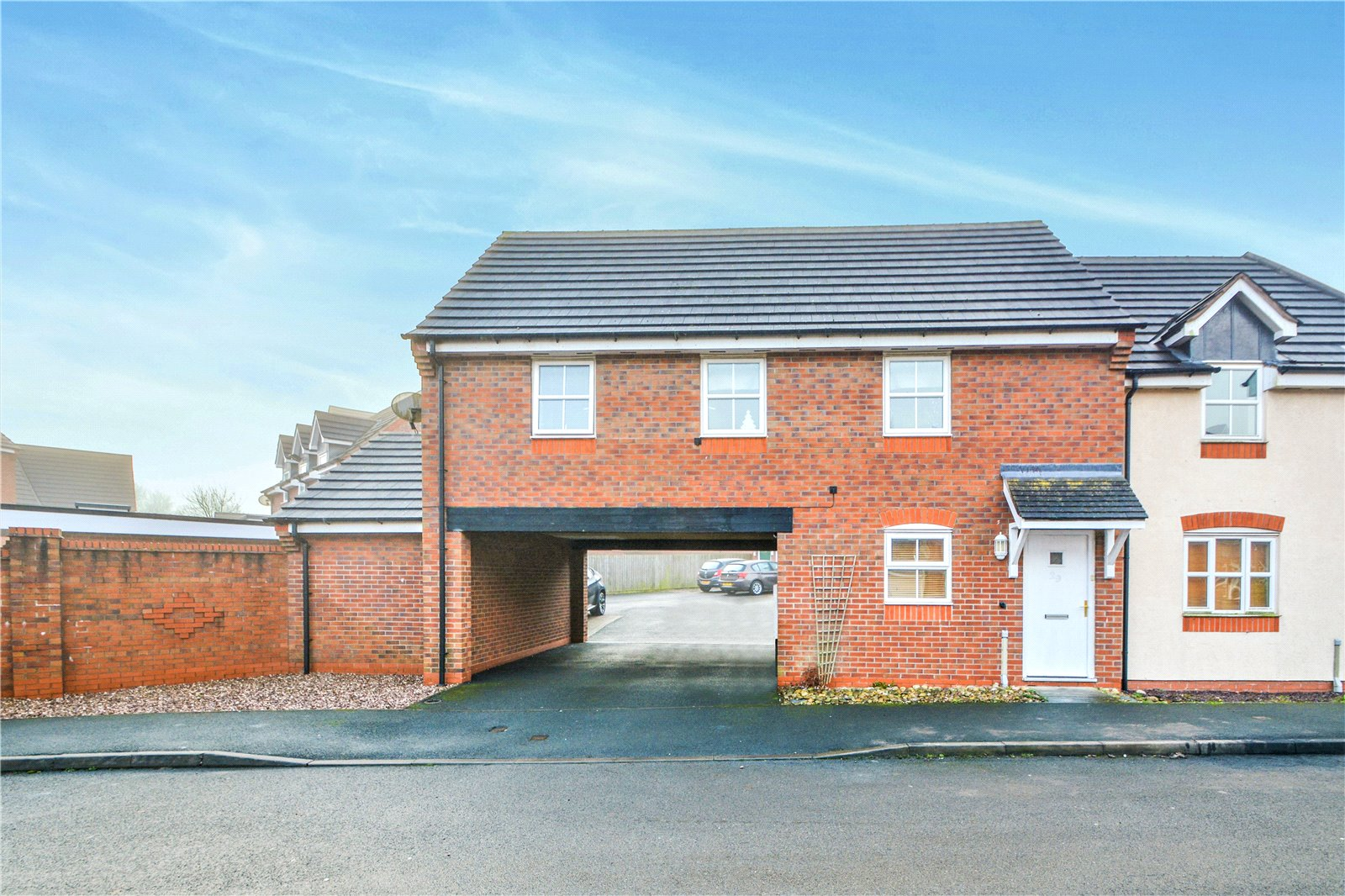 2 Bedrooms Terraced House for sale in 29 The Saplings, Telford, TF7
