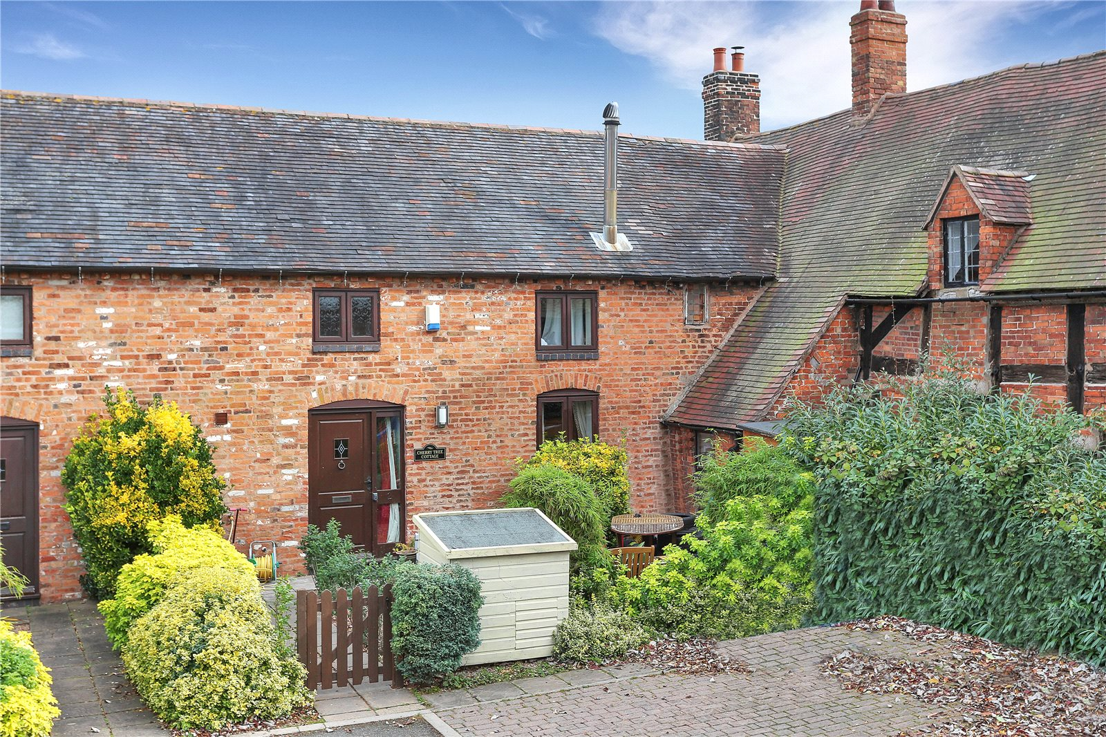 Cherry Tree Cottage, 2 Beighterton Farm Barns, Weston-under-Lizard, Shifnal, Staffordshire, TF11