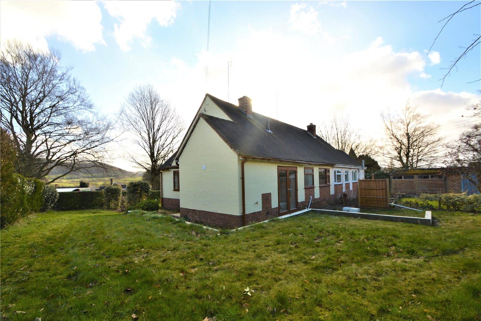 2 Bedrooms Semi Detached Bungalow for sale in 35 Park View, Buildwas, Shropshire, TF8