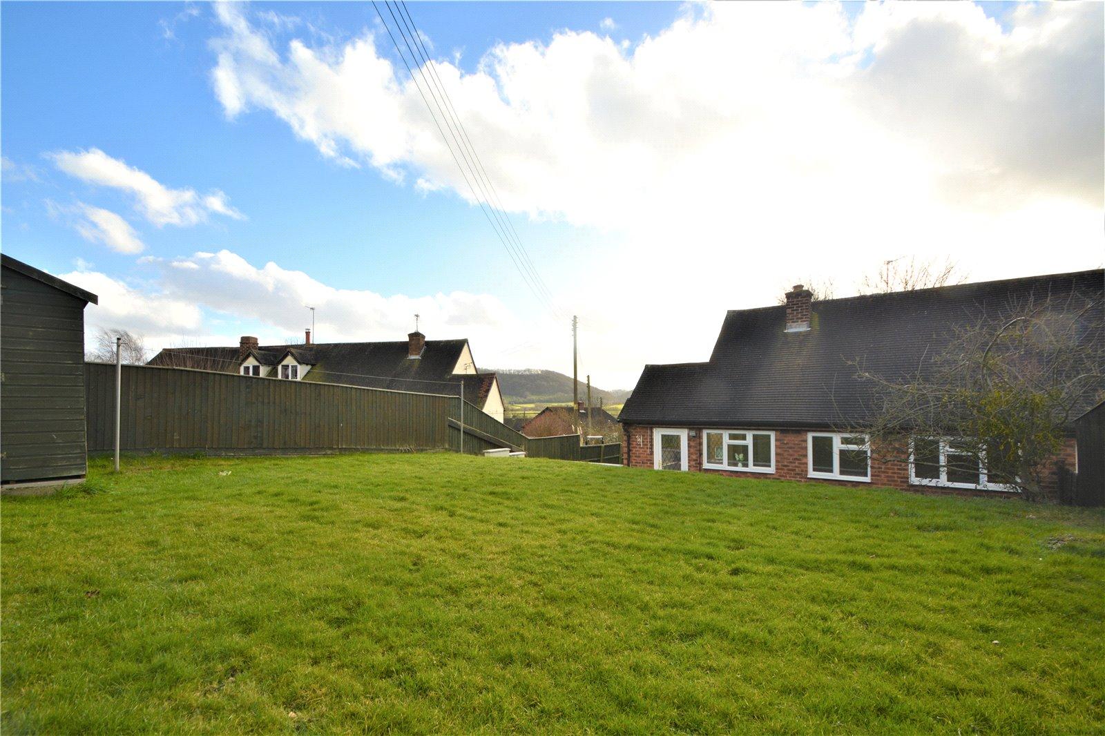 2 Bedrooms Semi Detached Bungalow for sale in 29 Park View, Buildwas, Shropshire, TF8