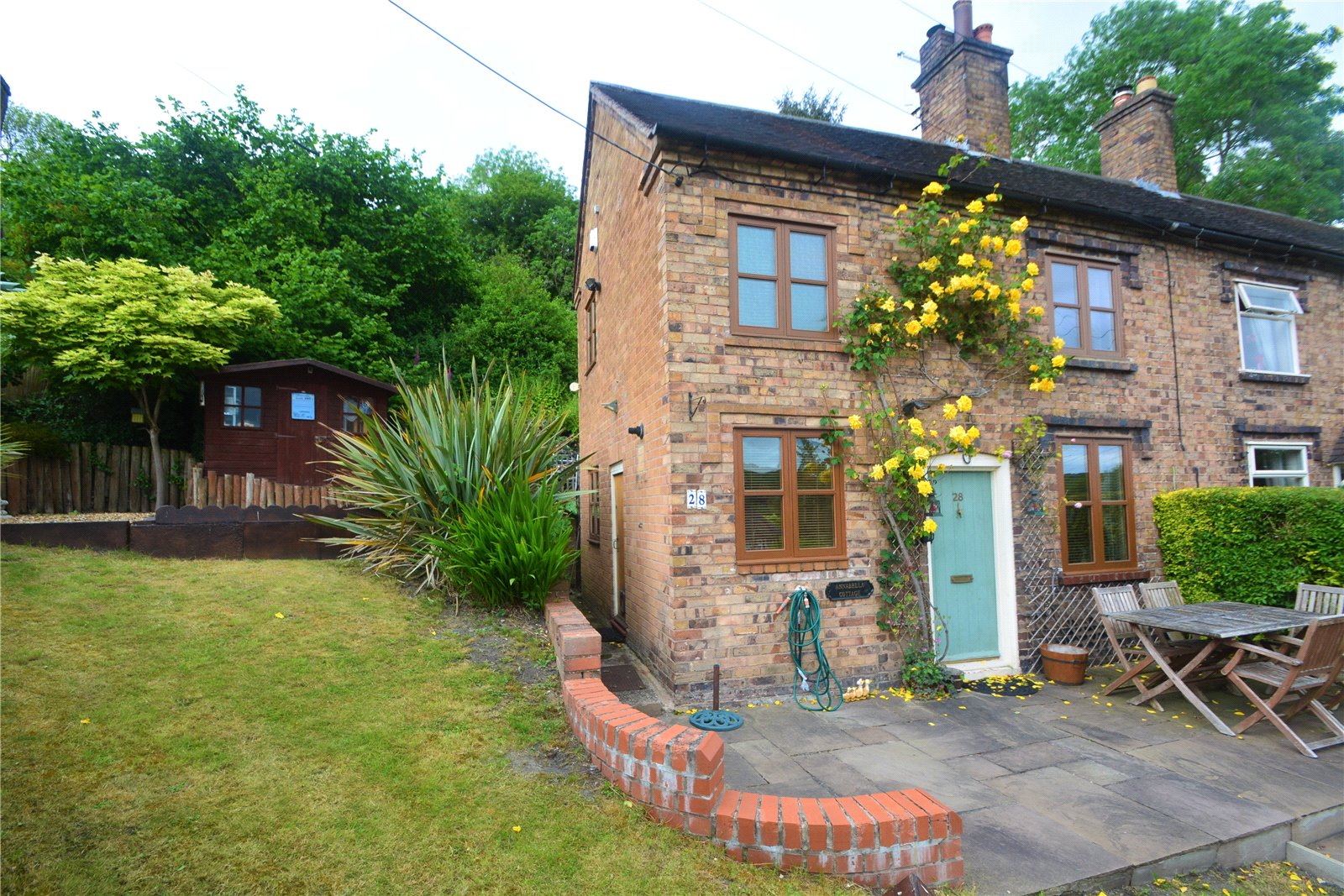 Annabella Cottage, 28 Wesley Road, Ironbridge, Telford, TF8