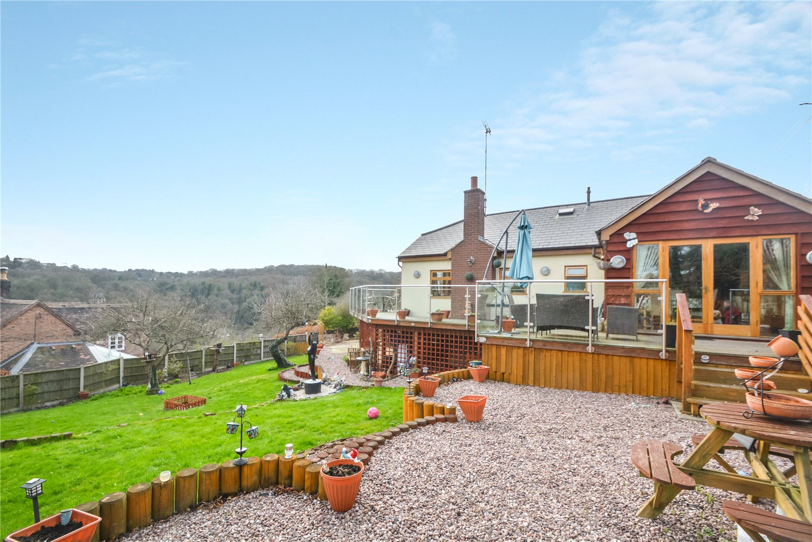 The Bungalow, Hodge Bower, Ironbridge, TF8