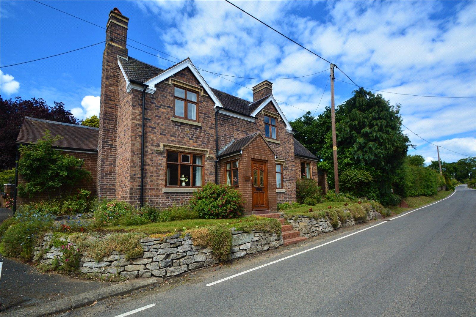 The Mount, Eaton Constantine, Shrewsbury, Shropshire, SY5