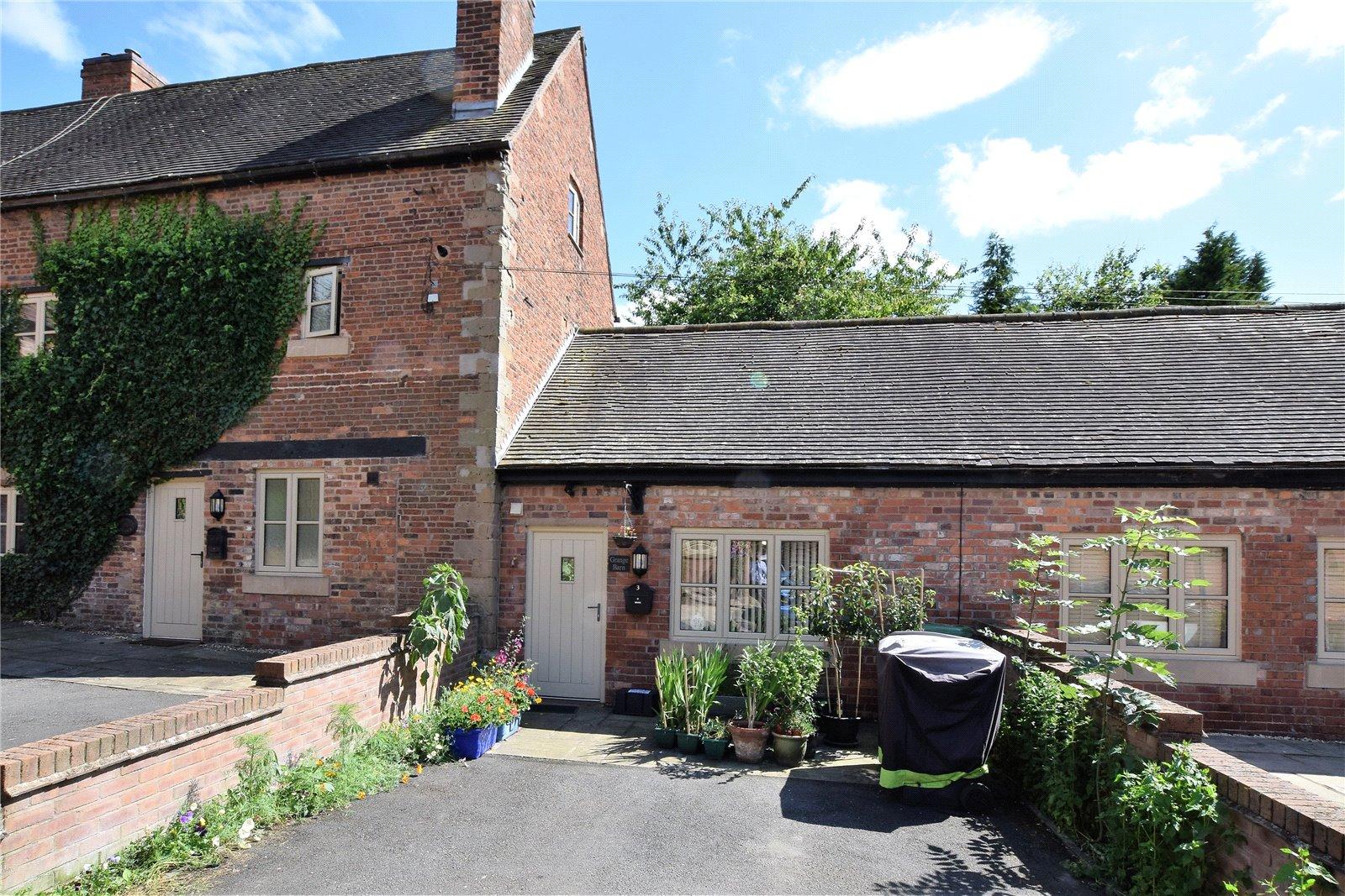 Grange Barn, 3 Stirchley Grange, Stirchley Village, Telford, Shropshire, TF3
