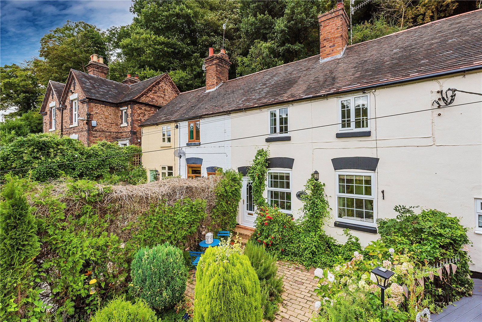 Trotters Cottage, 12-13 Church Road, Coalbrookdale, Telford, Shropshire, TF8