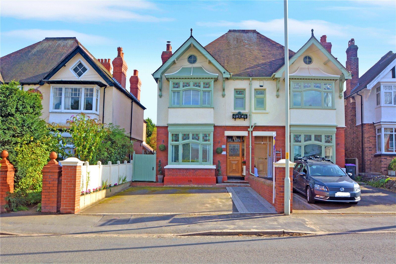 Holly House, 255 Holyhead Road, Wellington, Telford, Shropshire, TF1