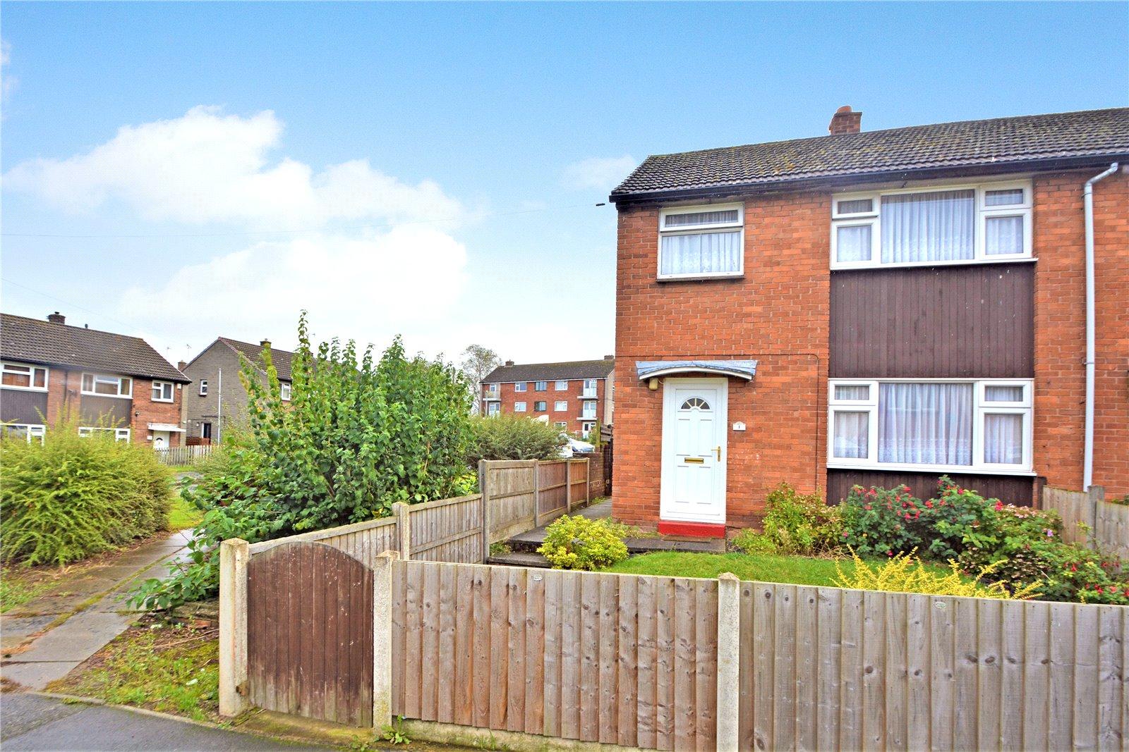 1 Poplar Close, Madeley, Telford, Shropshire, TF7