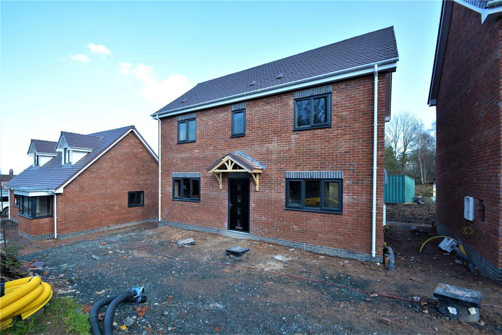Holly House, Sunnyside Road, Ketley Bank, Telford, Shropshire, TF2