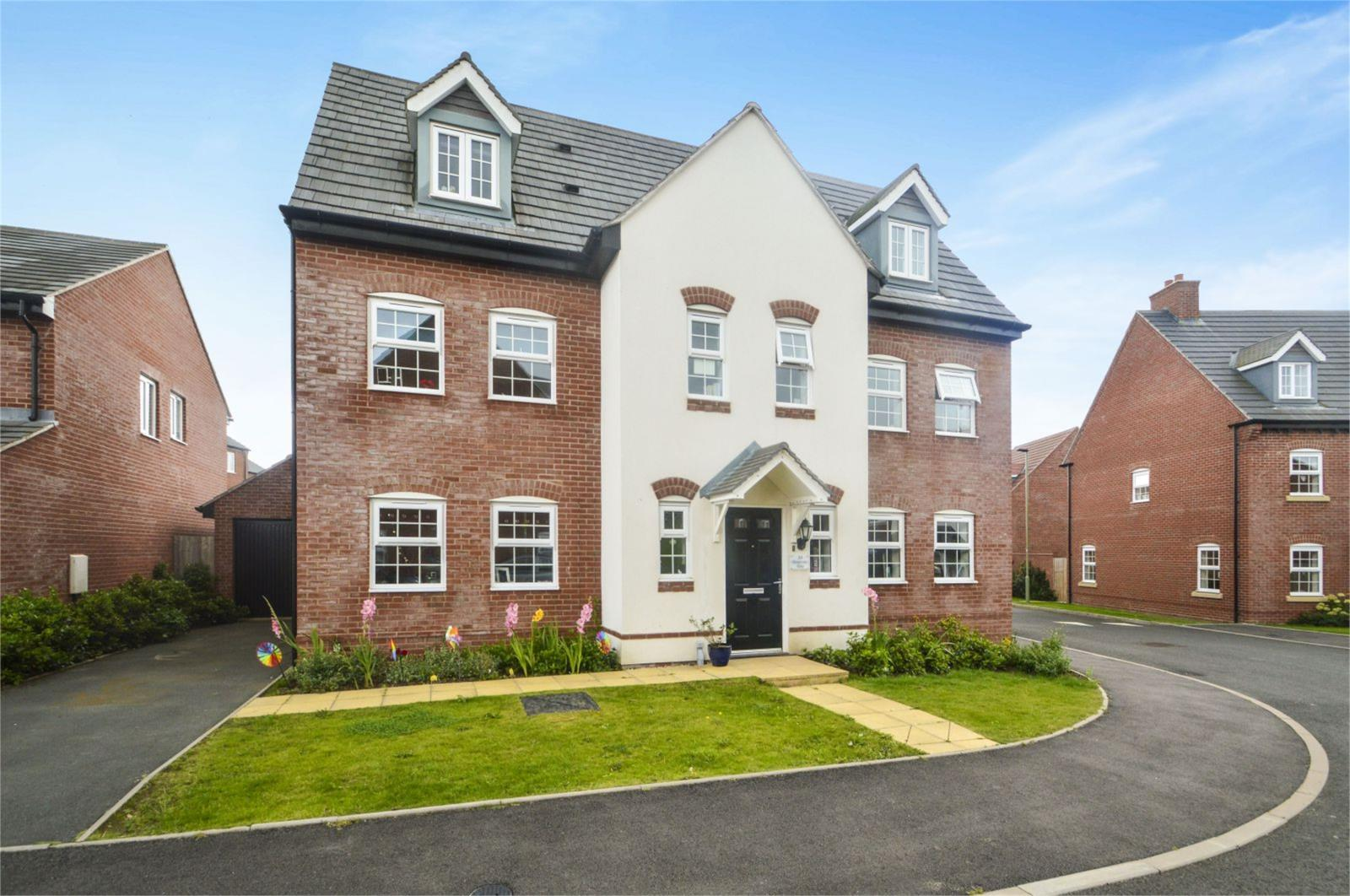 6 Bedrooms Detached House for sale in 39 Betjeman Way, Cleobury Mortimer, Kidderminster, Shropshire, DY14