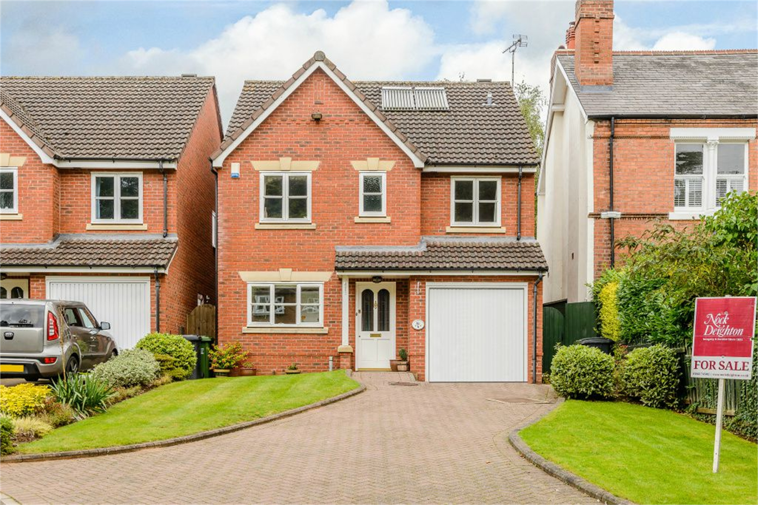 4 Bedrooms Detached House for sale in 6 Comberton Gardens, Kidderminster, Worcestershire, DY10