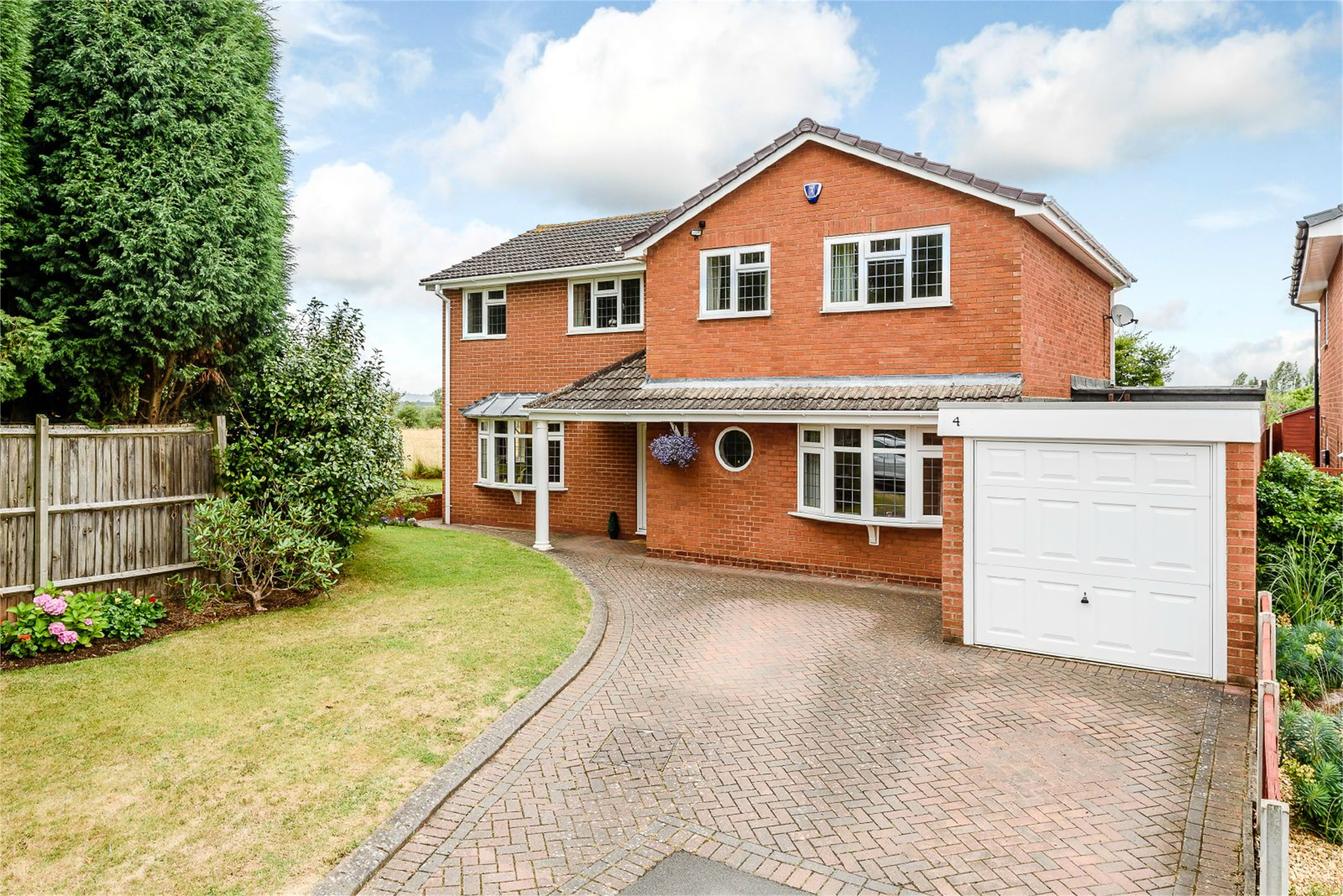 5 Bedrooms Detached House for sale in 4 Ashdene Close, Hartlebury, Kidderminster, Worcestershire, DY11