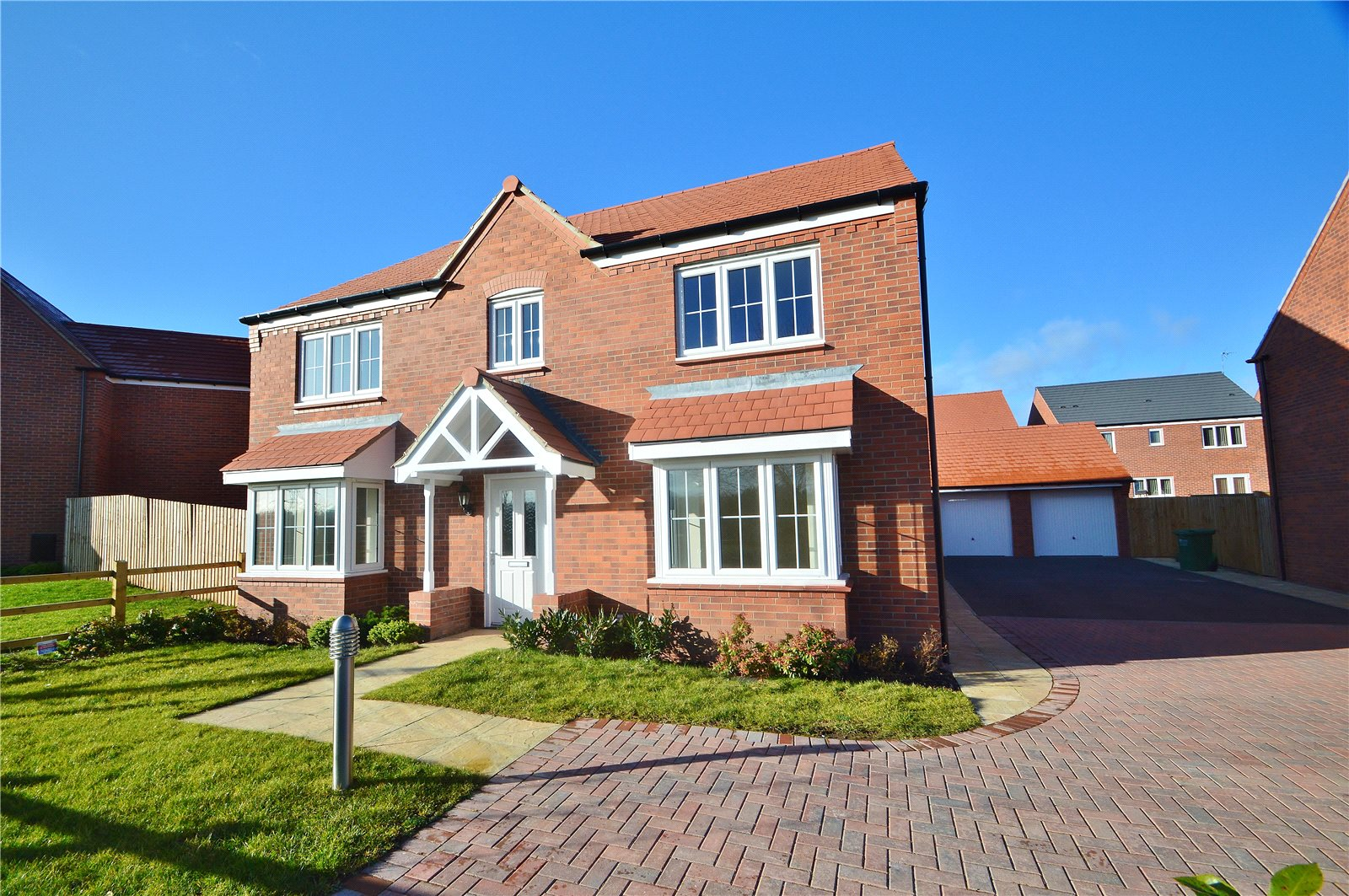 5 Bedrooms Detached House for sale in Plot 115, Stour Valley, Kidderminster, Worcestershire, DY11