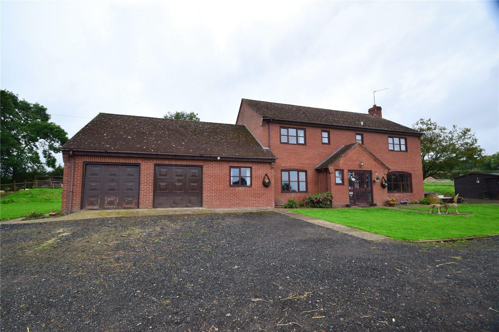 Glebe Farm, Hopton Wafers, Kidderminster, Shropshire, DY14