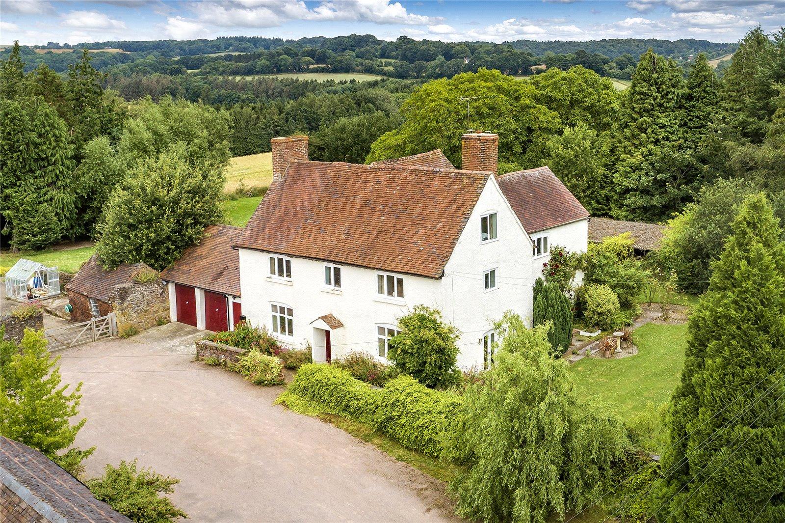 Wall Town Farm, Cleobury Mortimer, Kidderminster, Shropshire, DY14