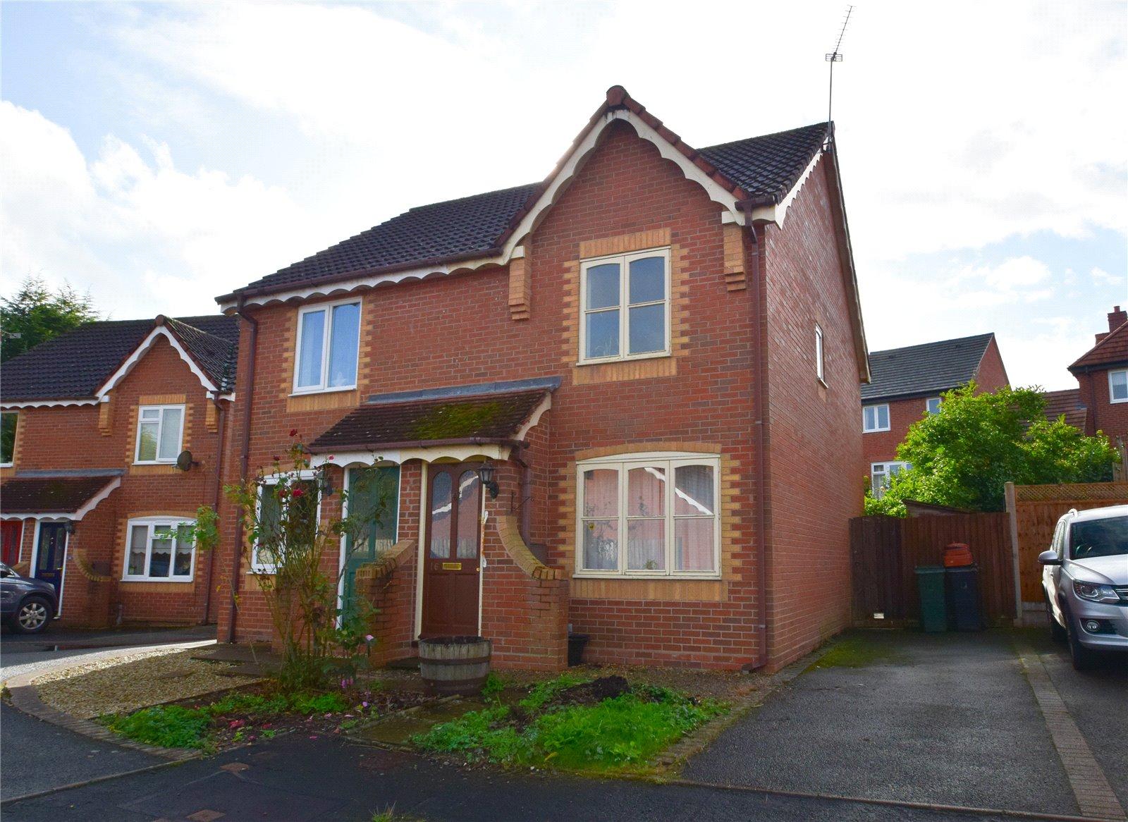 16 Hartmann Close, Cleobury Mortimer, Kidderminster, Shropshire, DY14
