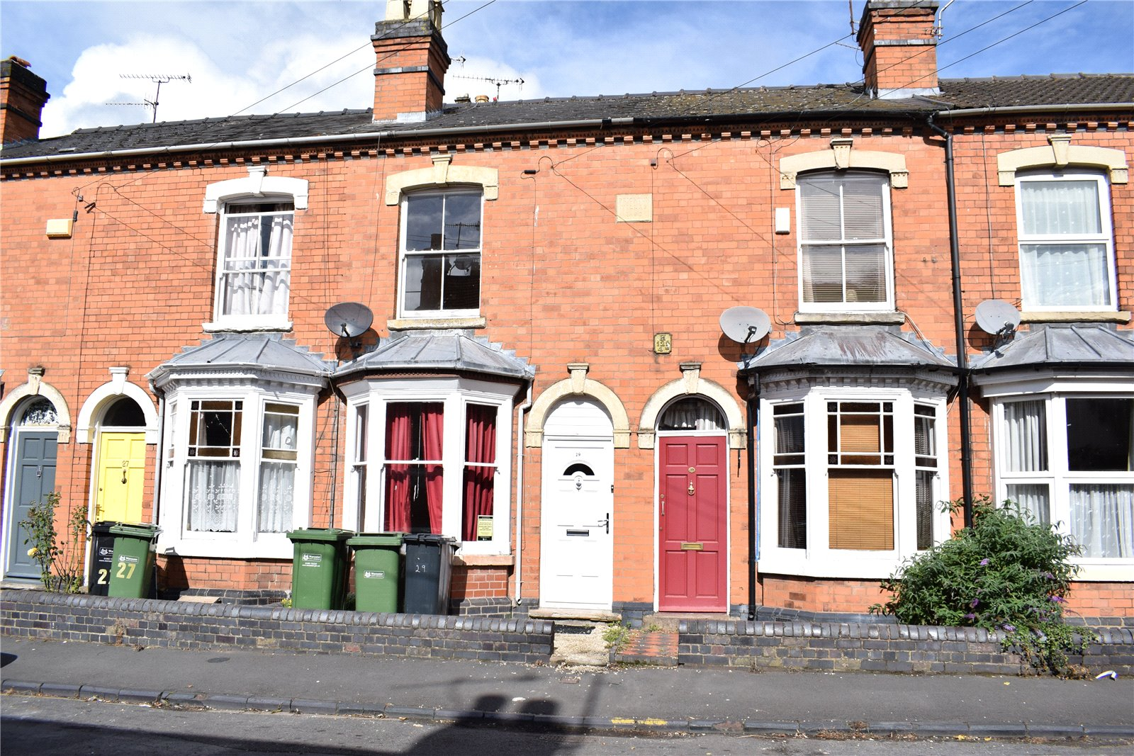 29 Barry Street, Worcester, Worcestershire, WR1