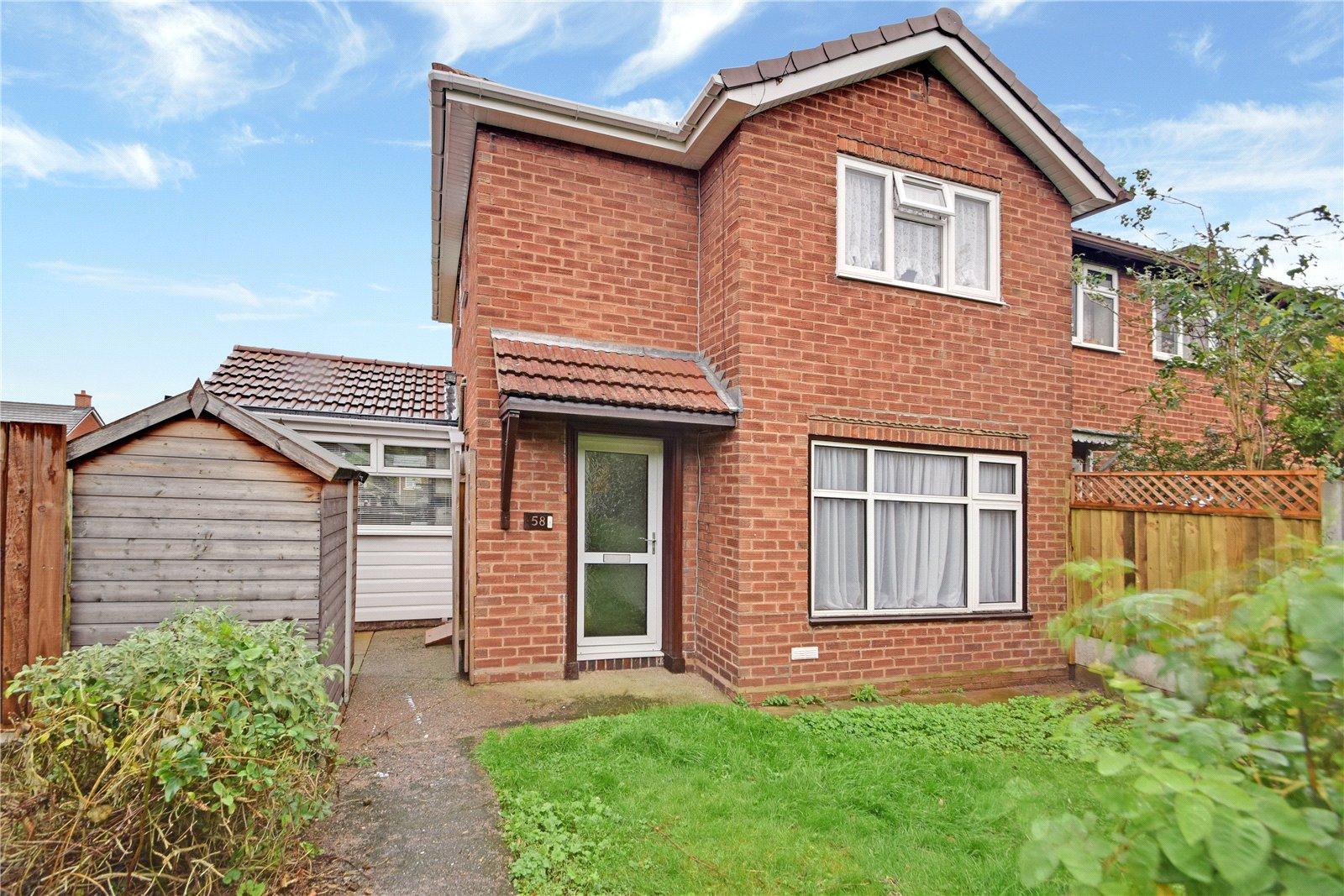 58 Rhea Hall Estate, Highley, Bridgnorth, Shropshire, WV16