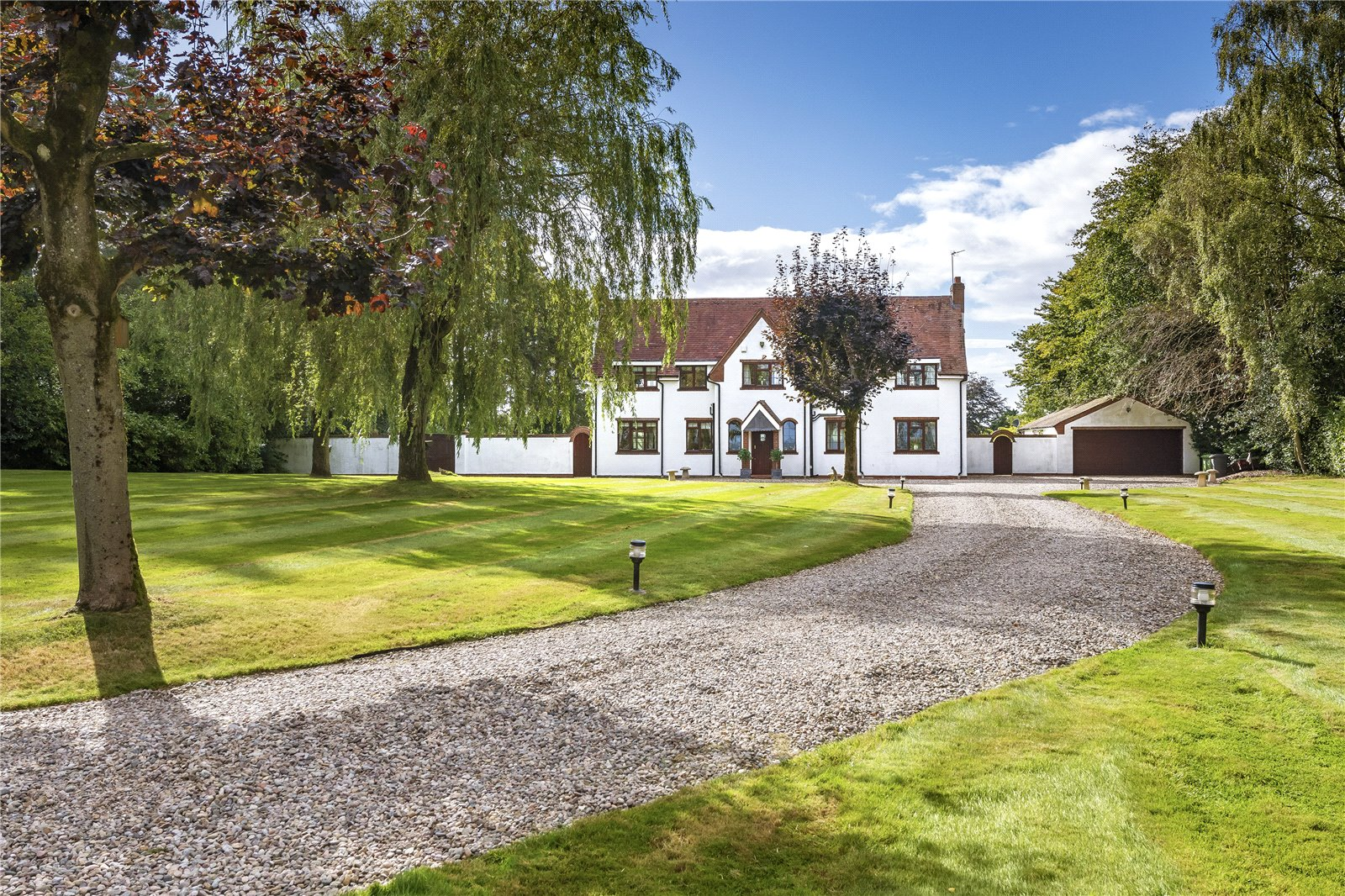 Abbots Lea, Trimpley, Bewdley, Worcestershire, DY12