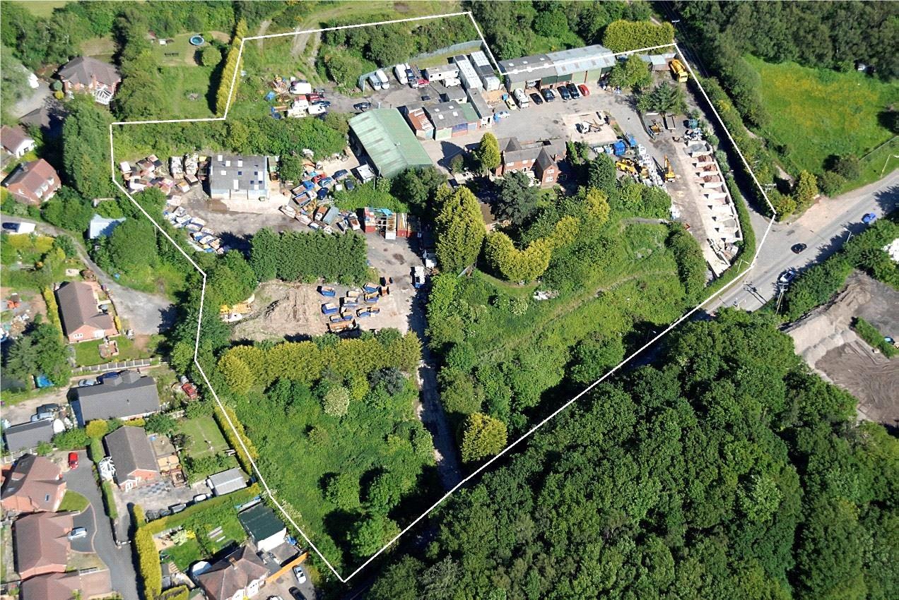 Hilltop Farm, Ketley, Telford, TF1
