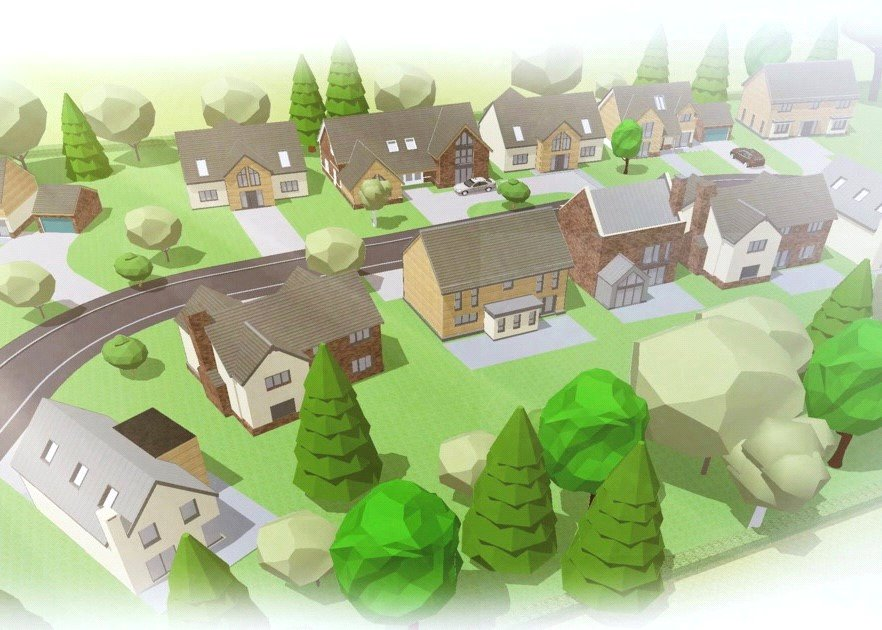 Plot 5, Custom Build Opportunity, Holywell Lane, Lightmoor, Telford, TF4