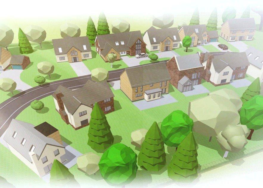 Plot 13, Custom Build Opportunity, Holywell Lane, Lightmoor, Telford, TF4
