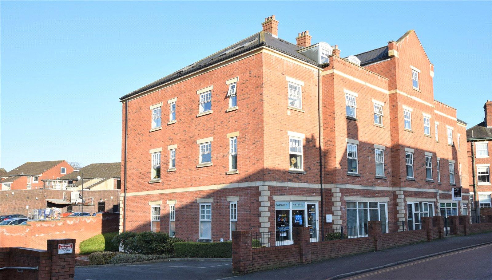 Apartment 10, The Forum, Victoria Road, Shifnal, Shropshire, TF11