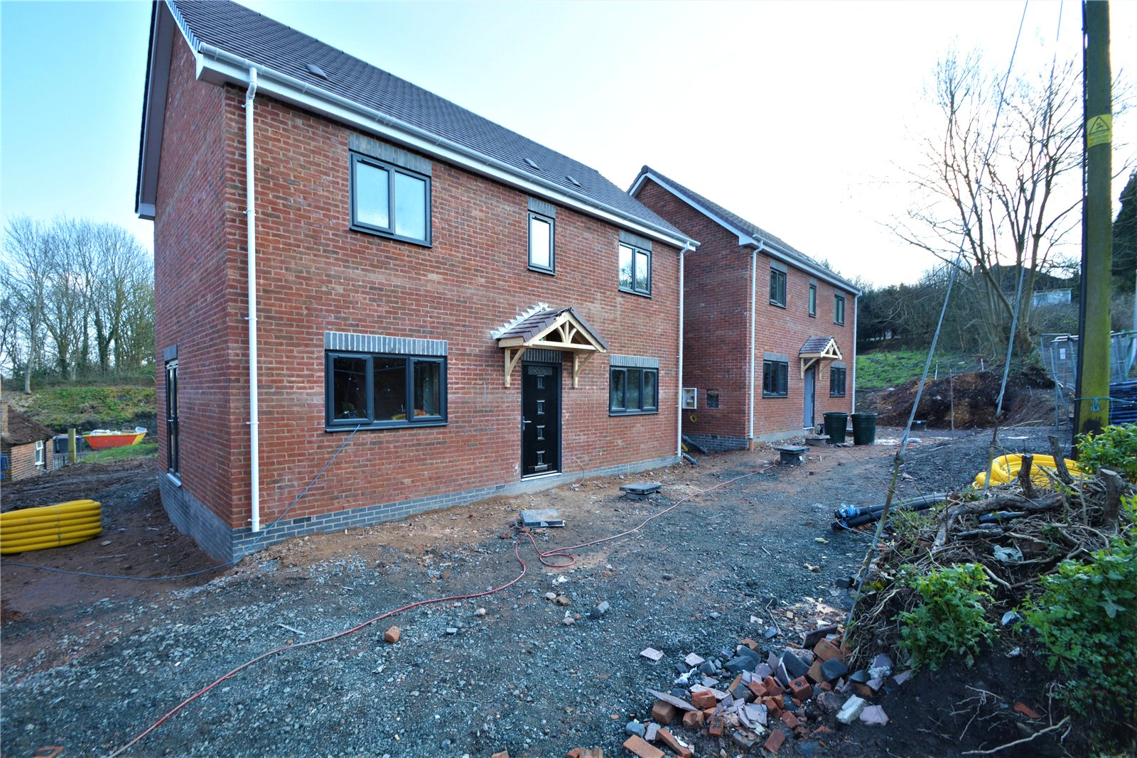 Ivy House, Sunnyside Road, Ketley Bank, Telford, TF2