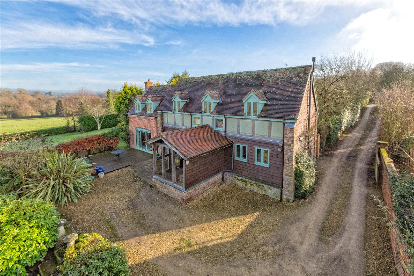 Old Orchard, Bleathwood, Ludlow, Shropshire, SY8