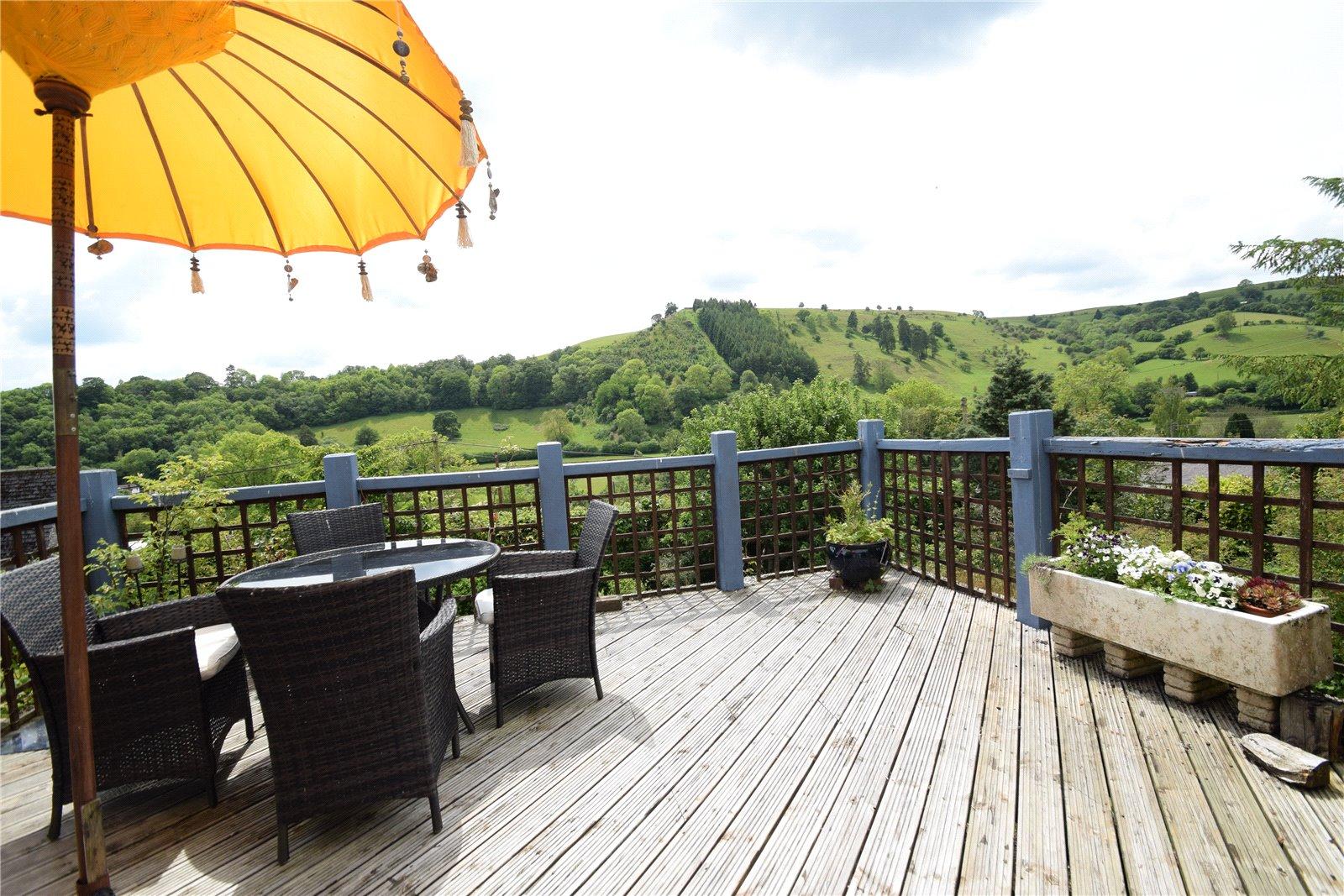 Ladycroft, Llanfairwaterdine, Knighton, Shropshire, LD7