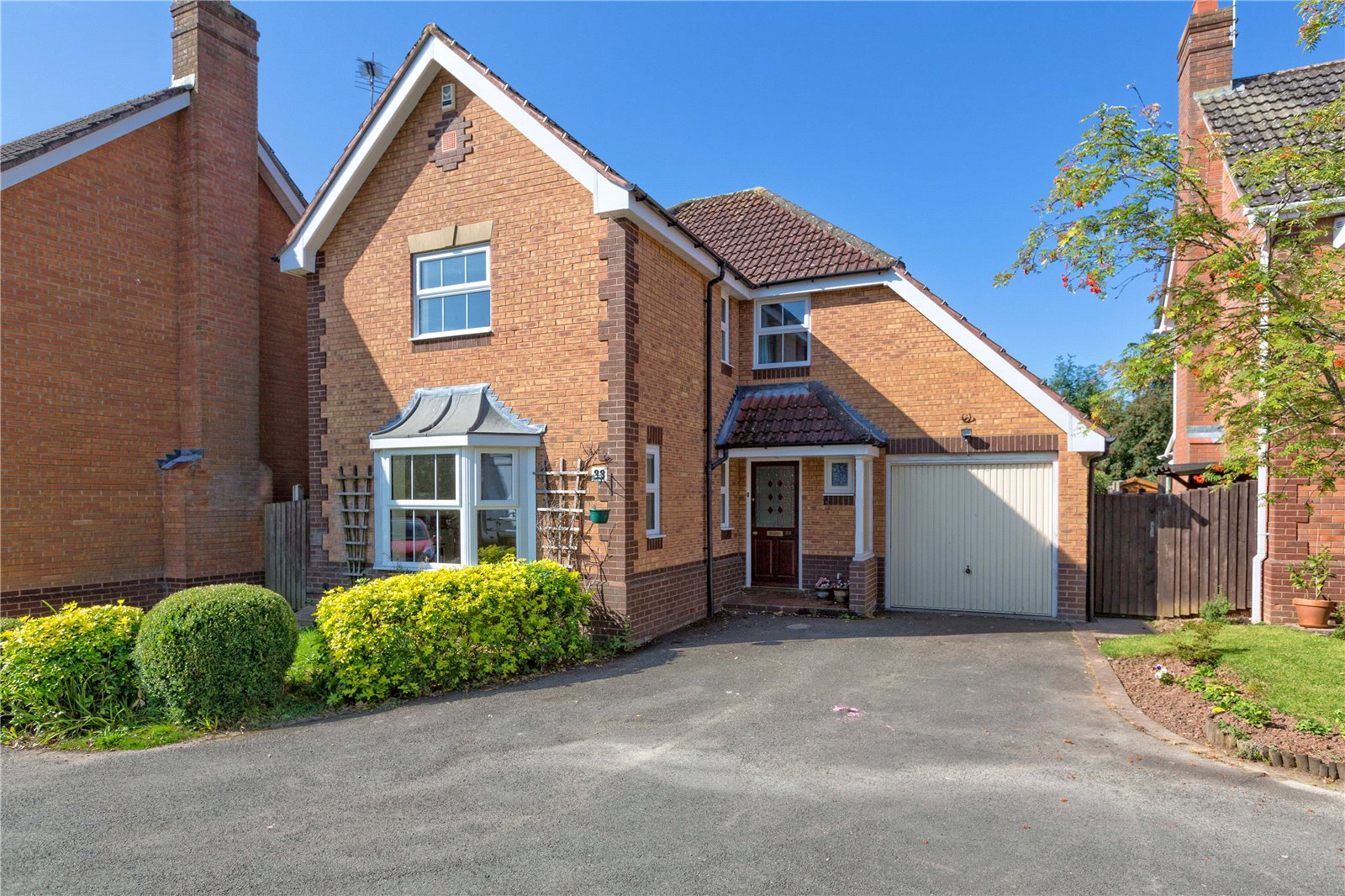 33 Bowdler Close, Ludlow, Shropshire, SY8