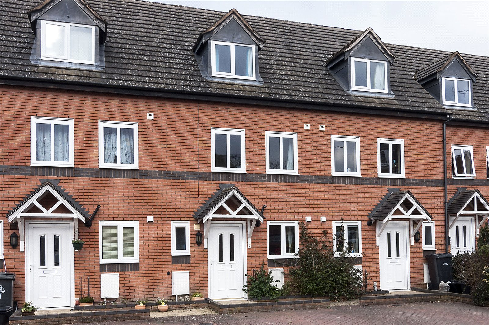 3 Bedrooms Terraced House for rent in 7 Felton Close, Ludlow, SY8