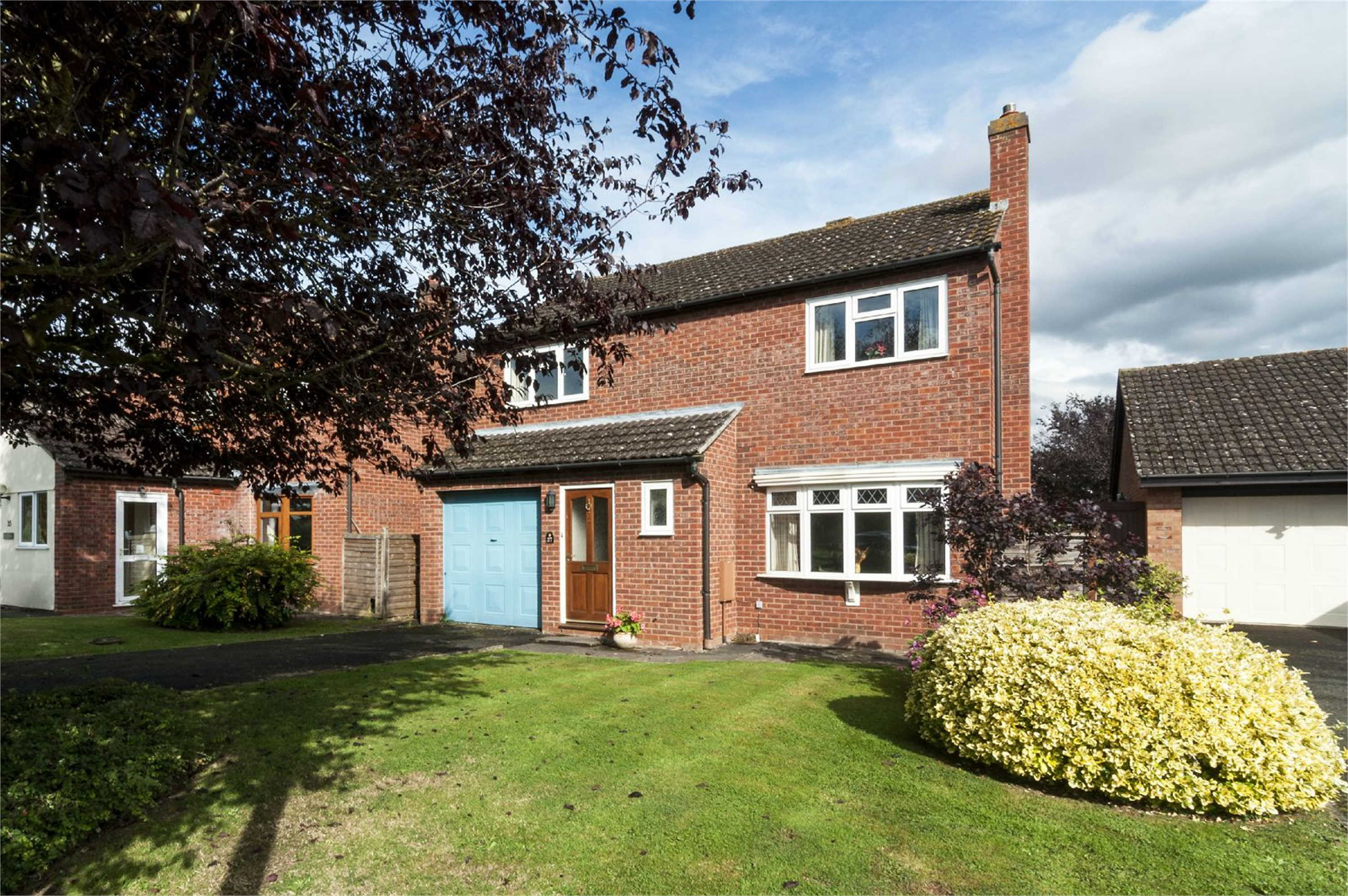 4 Bedrooms Detached House for sale in 37 Fishmore View, Ludlow, Shropshire, SY8