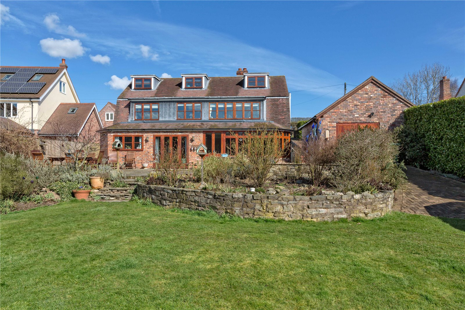 End House, Burway Lane, Ludlow, Shropshire, SY8