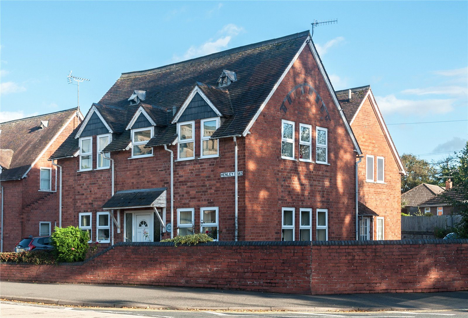 6 Old School House, Henley Road, Ludlow, Shropshire, SY8
