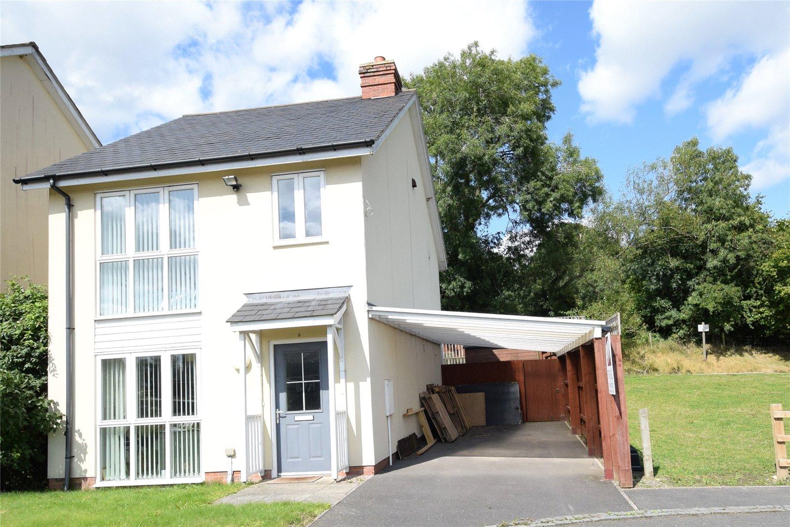 9 Clayton Close, Knowbury, Ludlow, Shropshire, SY8