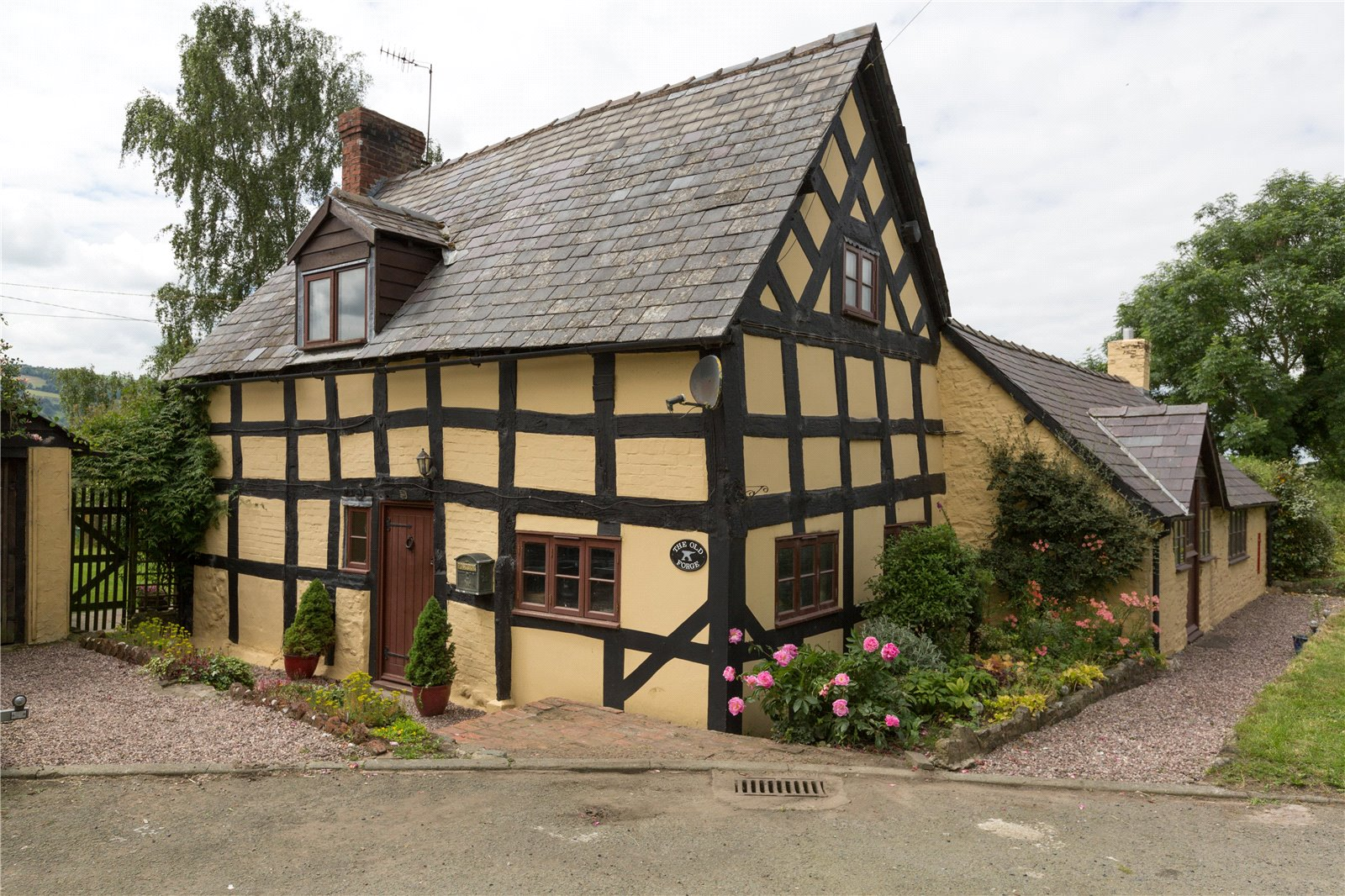 The Old Forge, Snead, Montgomery, Powys, SY15